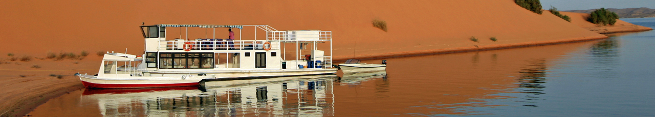 Safari Boats & Guides